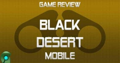 Featured image for Black Desert Mobile game review