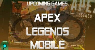 Apex legends mobile game review image