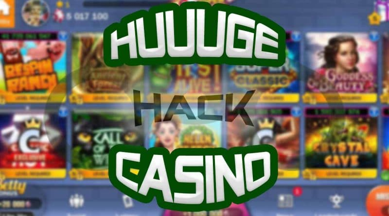 Huuuge Casino Hack