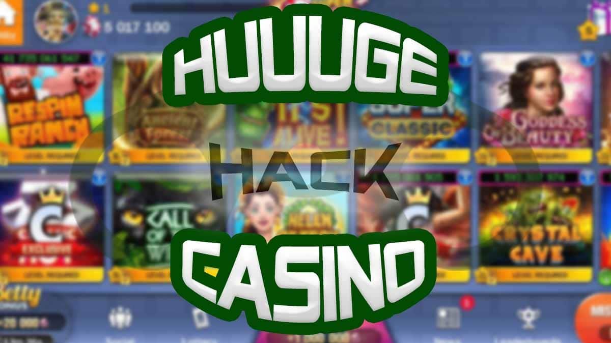 Huuuge Casino Resources Generator