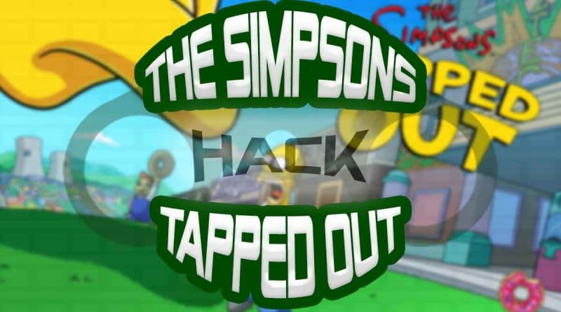The Simpsons Tapped Out hack featured image